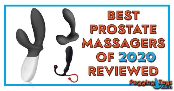 best prostate massagers